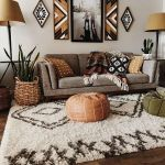 Modern Bohemian Home Decorations and Setup 22