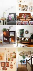 Modern Bohemian Home Decorations and Setup 5