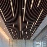 Modern Contemporary Led Strip Ceiling Light Design 1
