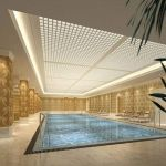 Modern Contemporary Led Strip Ceiling Light Design 32
