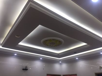 Modern Contemporary Led Strip Ceiling Light Design 58