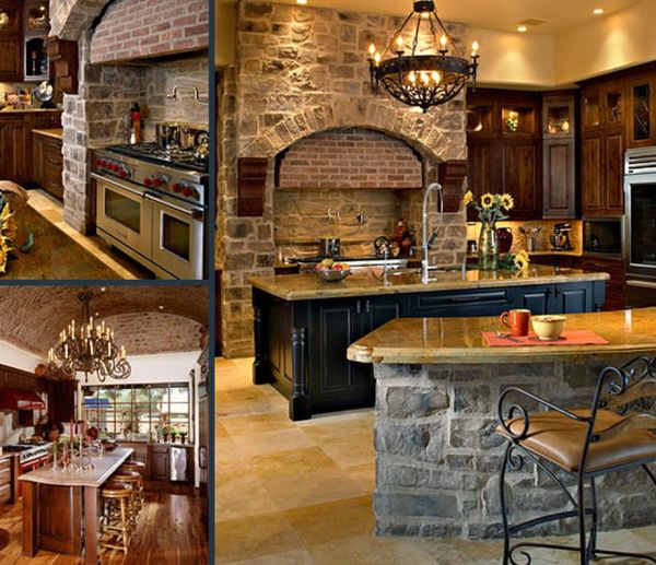 Rustic Italian Tuscan Style for Interior Decorations 11 ...