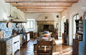 Rustic Italian Tuscan Style for Interior Decorations 49