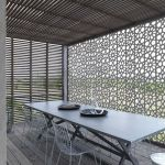 Stunning Privacy Screen Design for Your Home 1