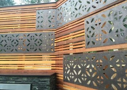 Stunning Privacy Screen Design for Your Home 38