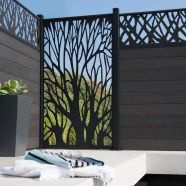 Stunning Privacy Screen Design for Your Home 48