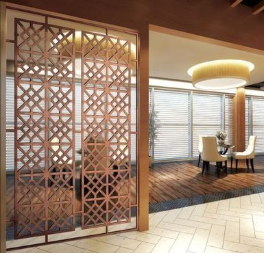 Stunning Privacy Screen Design for Your Home 6