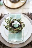 Spring Home Table Decorations Center Pieces 54