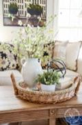 Spring Home Table Decorations Center Pieces 7