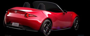 2016 Miata speculative render (rear)