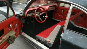 Chevy Corvair interior