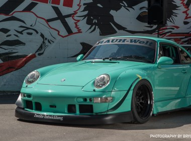 "RAUH-Welt Orlando introduces the new ""Kei Kishi"" Porsche 993"