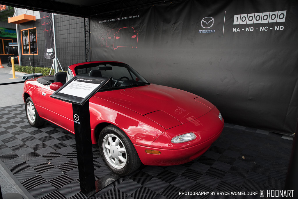 The 15th Miata produced