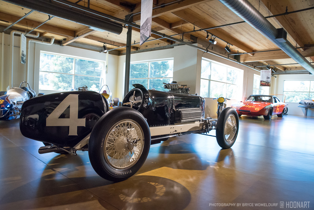 Indianapolis 500 1926 Miller 91 FWD