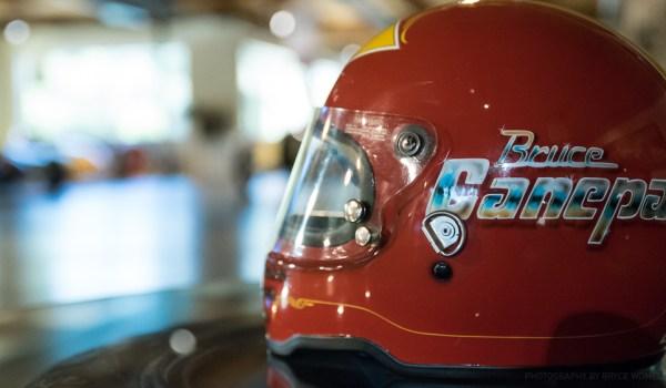 Bruce Canepa Helmet