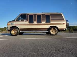 1988 Chevrolet G20 Mark III Conversion Van