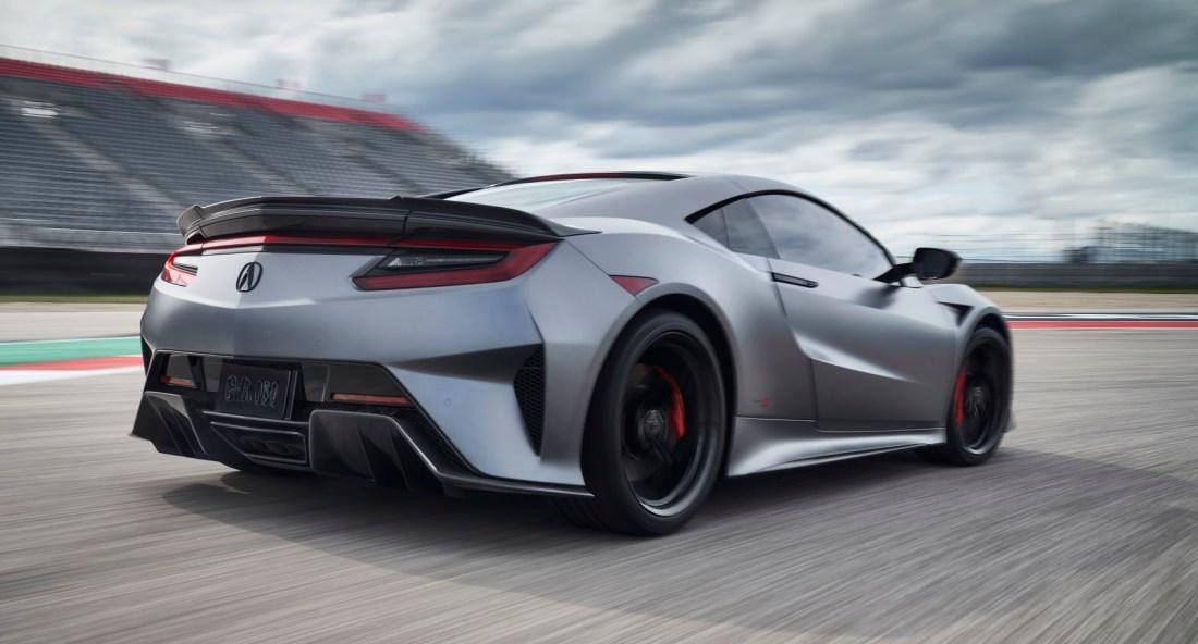 2022 Acura NSX Type S