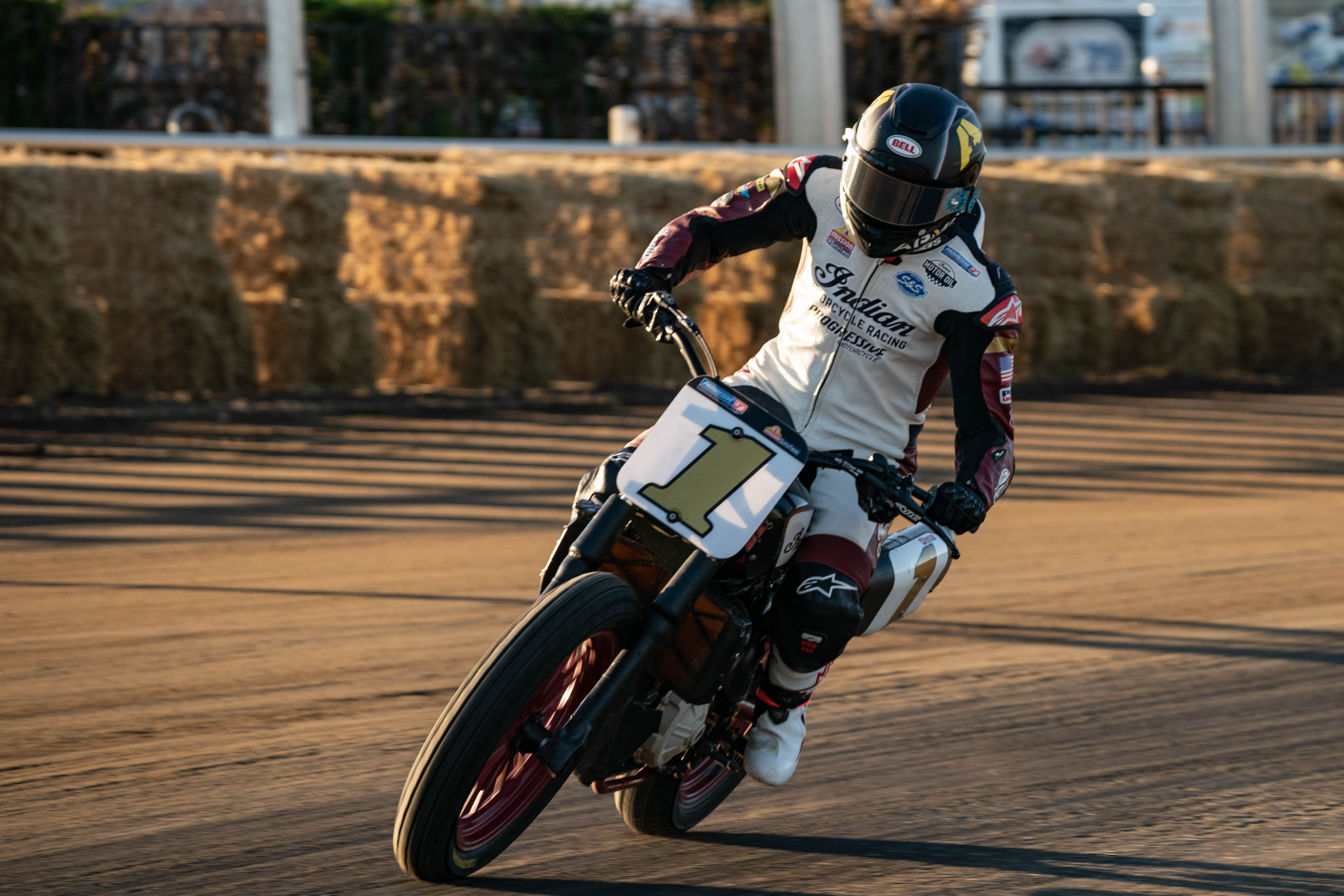 American Flat Track: Can the King Keep His Crown?