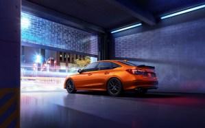 2022 Honda Civic Si