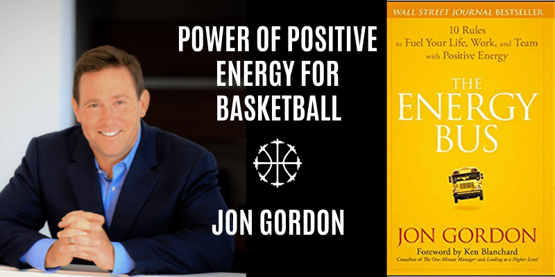 POWER OF POSITIVE ENERGY FOR BASKETBALL