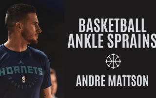Basketball ankle sprains
