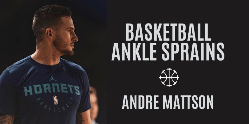 Basketball ankle sprains