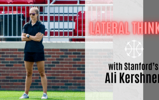 Lateral Thinking with Stanford's Ali Kershner