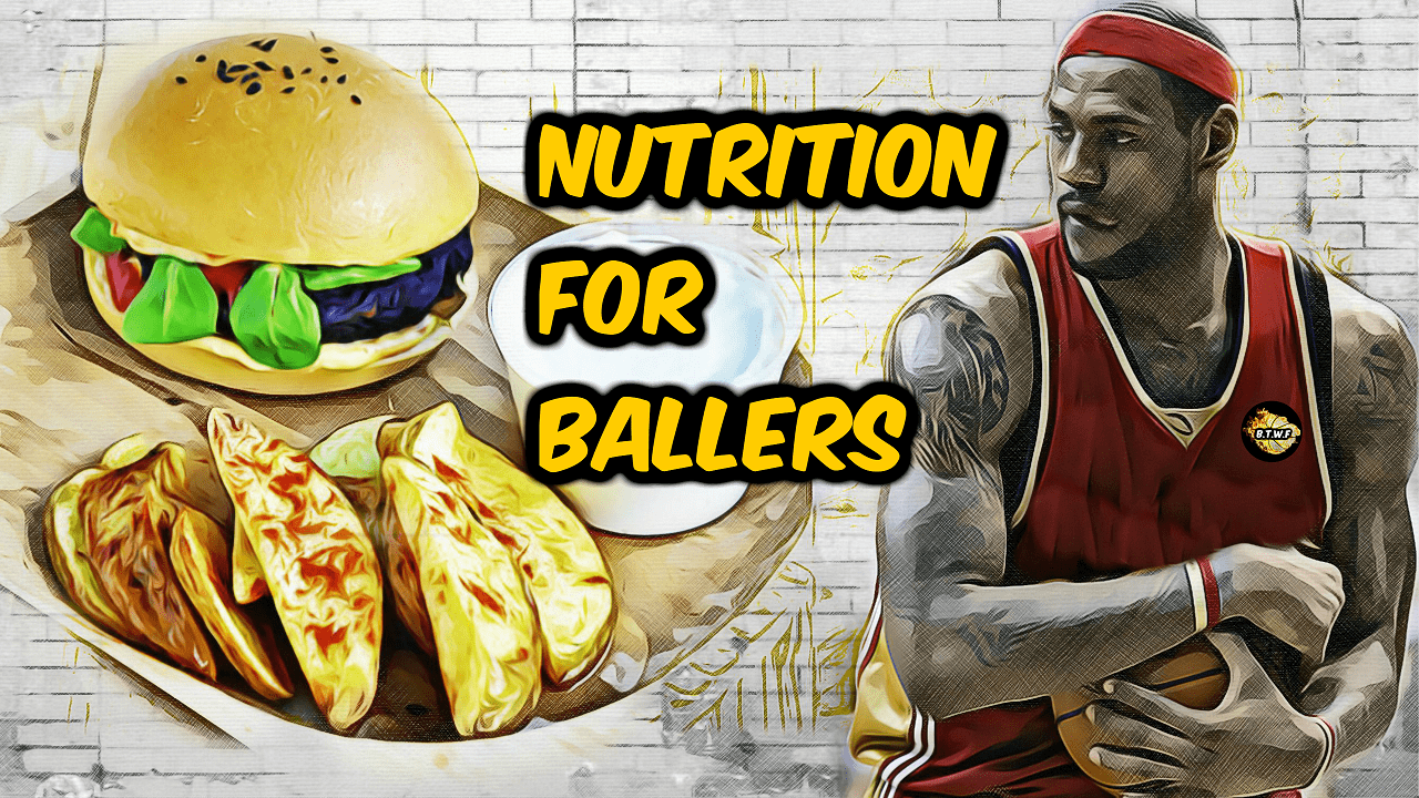 Fuel The Machine – Basketball Nutrition