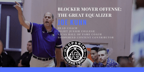 Blocker Mover Offense, The Great Equalizer:  Why You Will Love The Offense