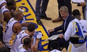 "Golden State Warriors – ""Delay"""