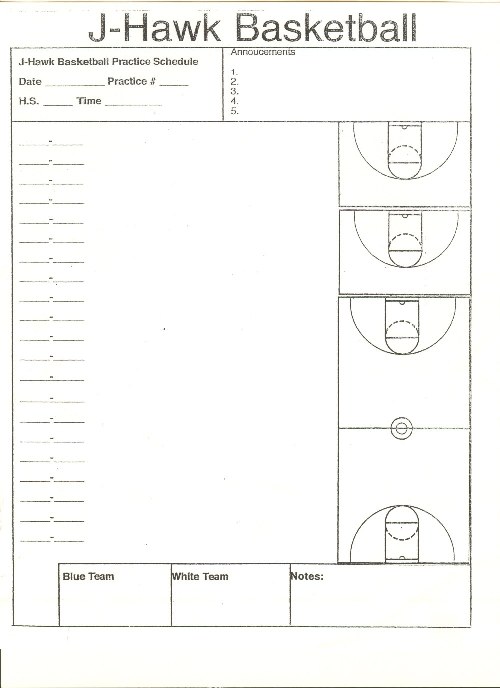 medium resolution of court diagrams for practice drills and plays
