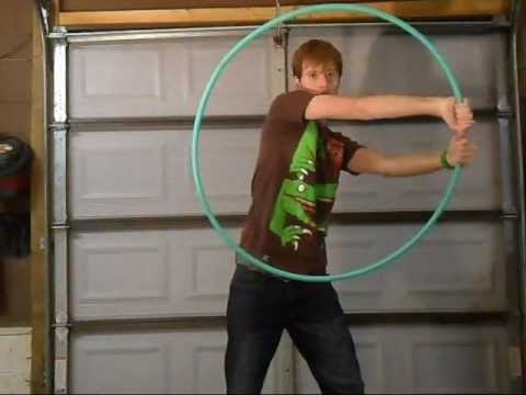 "Hula Hoop Tricks: ""Two Handed Isolation"""