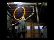toss to chest roll hula hoop tricks