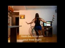 magic hula hoop tricks