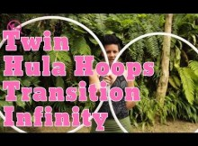 deanne love twin hula hoop tricks how to hula hoop tutorials