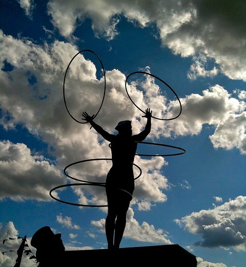 Hula Hoop Dance Inspiration
