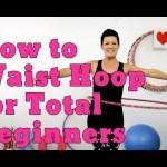 waist hooping hula hoop tricks