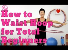 waist hooping hula hoop tricks