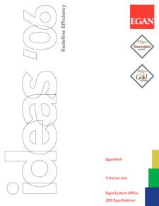 Egan Ideas '06 Brochure