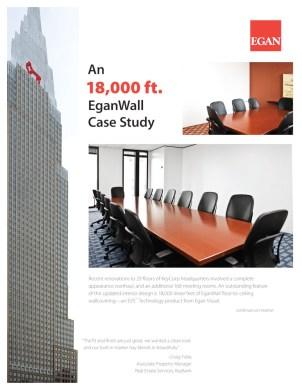 EganWall Case Study