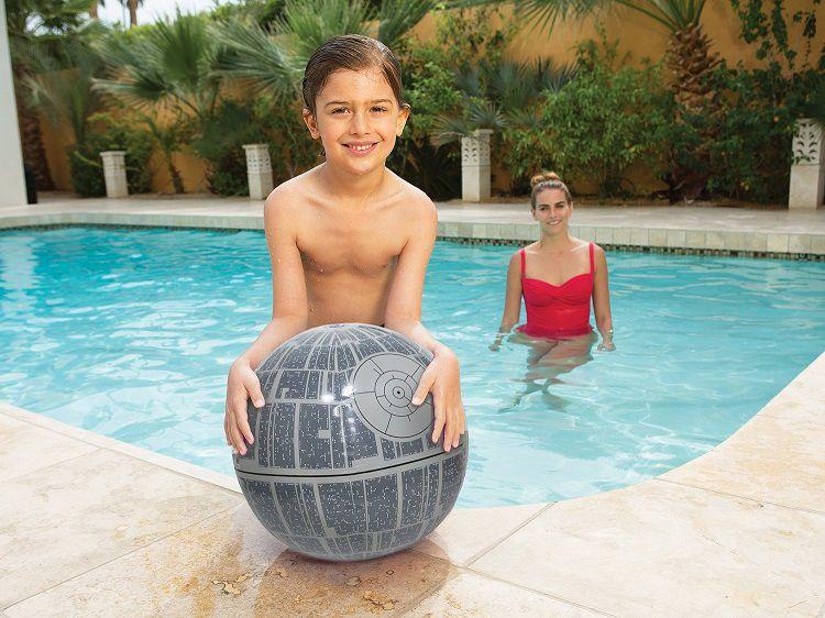 Ballon De Plage Star Wars Toile De La Mort