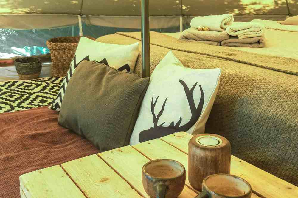 Glamping Montenegro offers comfortable tents in nature
