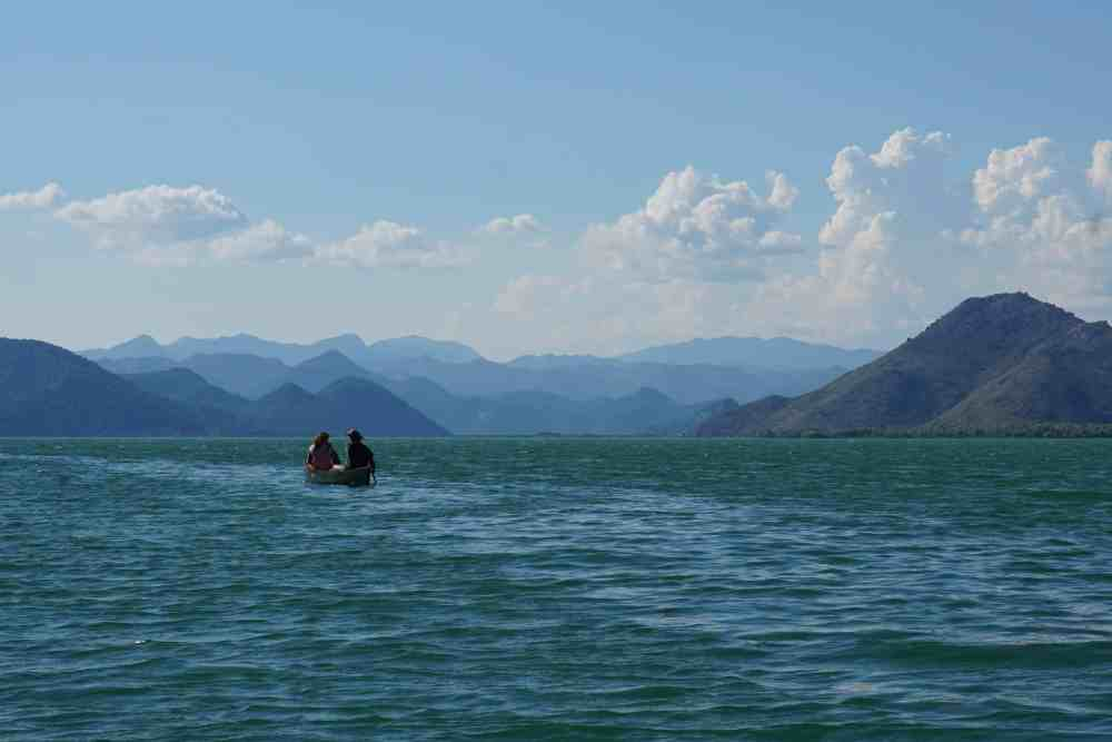Active holidays in Skadar Lake
