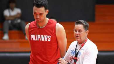 Photo of Greg Slaughter replaces injured Roger Pogoy in Gilas Pilipinas' SEAG lineup