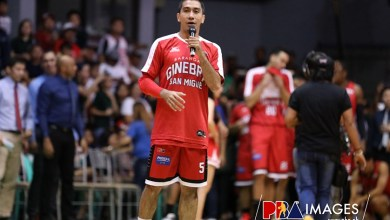 Photo of LA Tenorio to dedicate championship game to 'kababayans' in Batangas