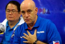 """Photo of Gilas Pilipinas program director on PBA's 'single-import' conferences: """"It's a big mistake"""""""