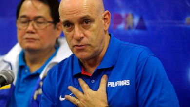 "Photo of Gilas Pilipinas program director on PBA's 'single-import' conferences: ""It's a big mistake"""