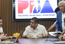 Photo of PBA officials looking at gradual return of team activities