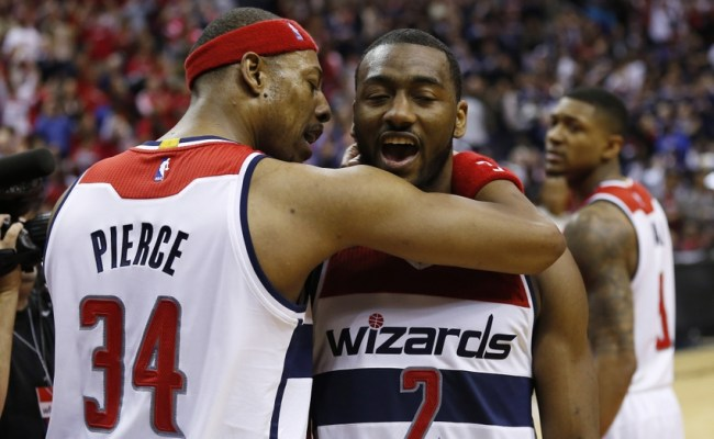 Washington Wizards Did They Replace Paul Pierce Page 6