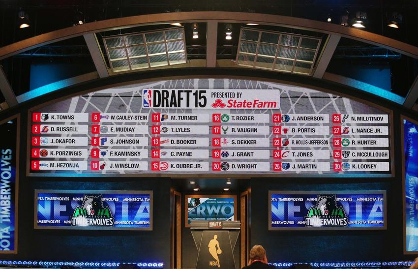 NBA Draft: 5 Surprises From 2015 Draft